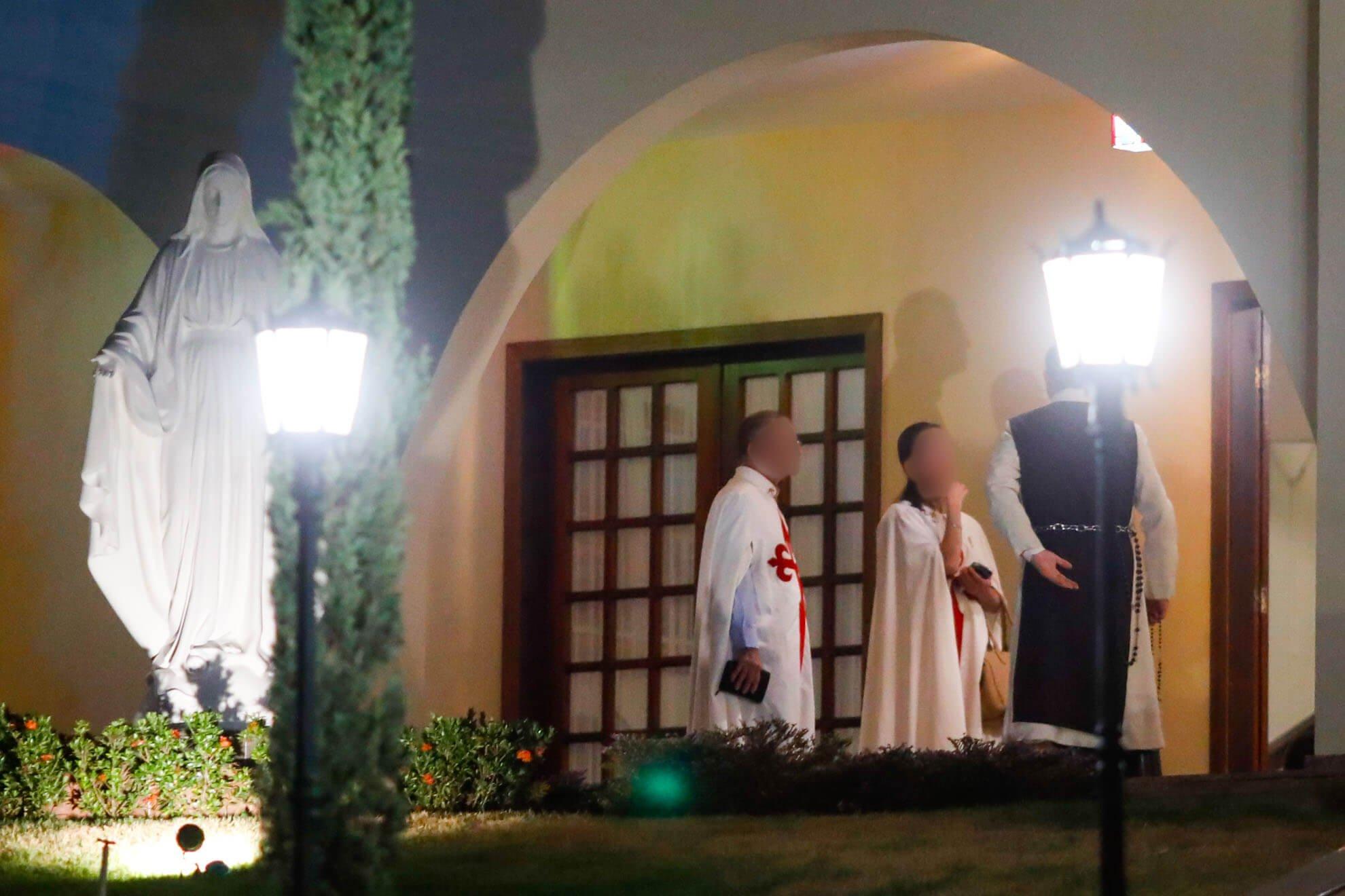 O grupo promove missas para os fiéis brasilienses três vezes por semana
