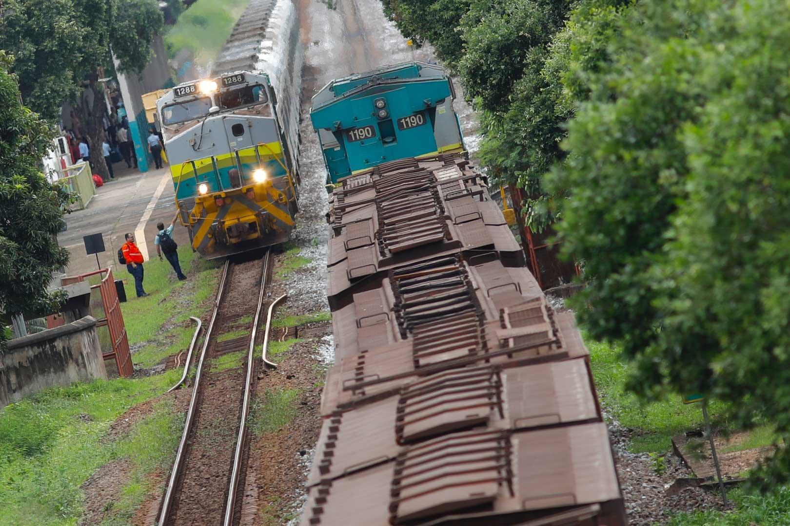 No setor de transporte ferroviário de cargas, a pandemia avançou timidamente no orçamento das empresas