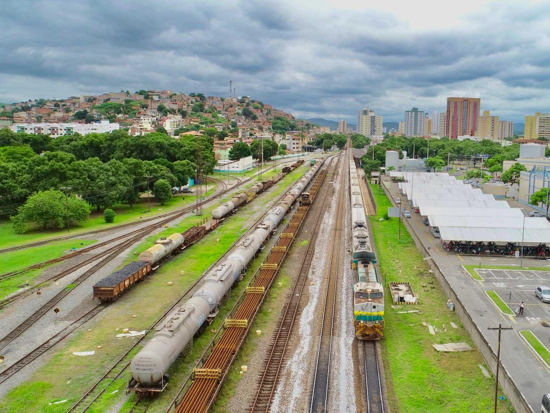 Segundo pesquisa da CNT, o volume de mercadoria conduzido pelos trens do país em maio de 2020 foi 4,6% maior do que o de abril