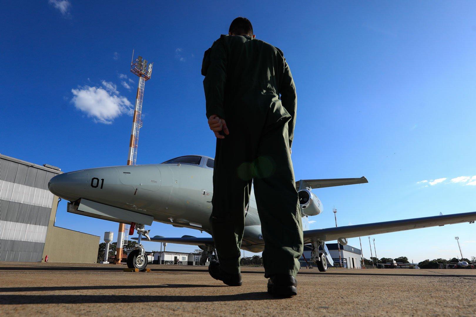 Com os aviões comerciais parados, a FAB tem sido demandada para atuar no transporte de órgãos destinados a transplantes