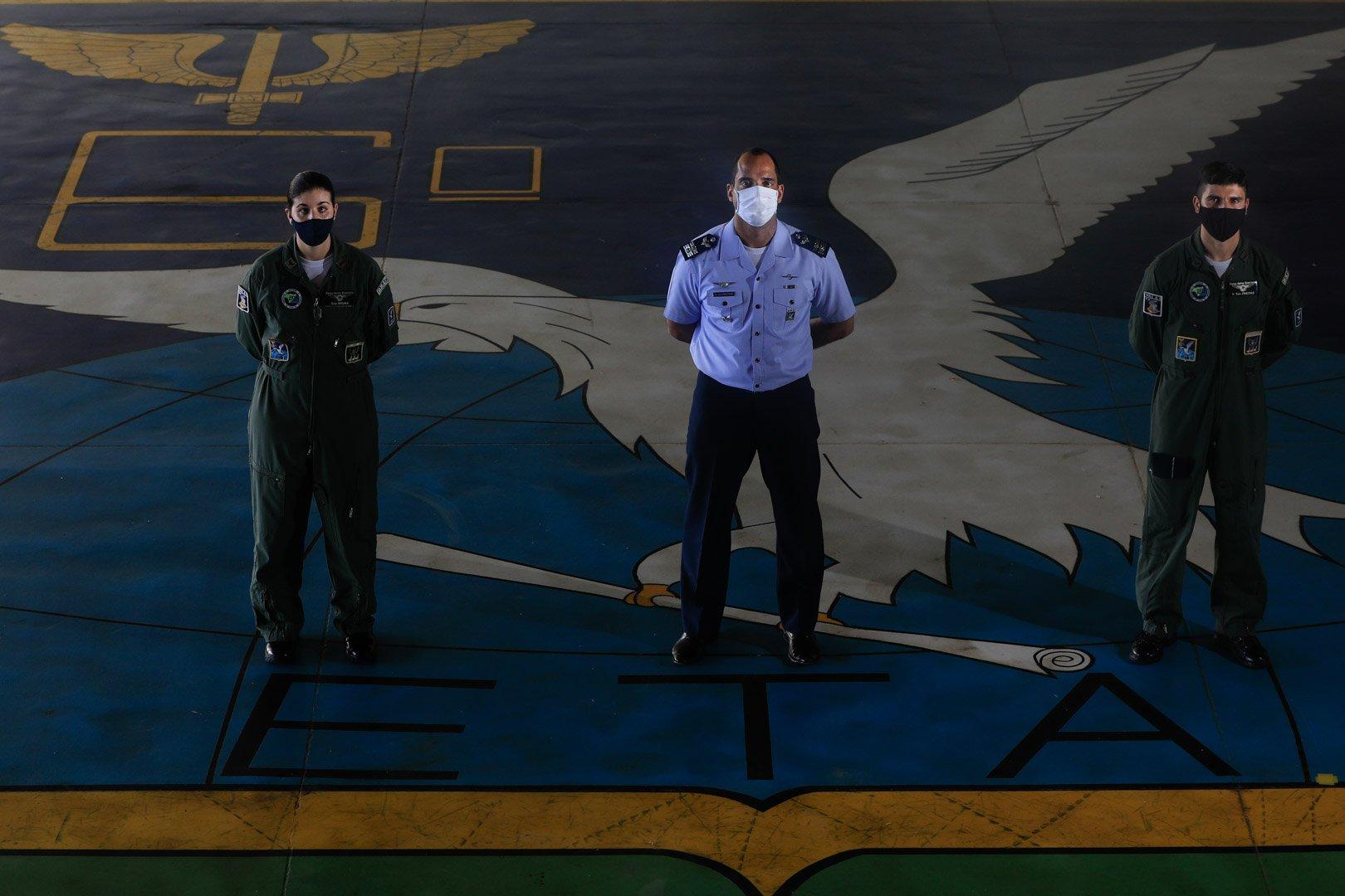 Muitos militares já participaram de missões durante a pandemia