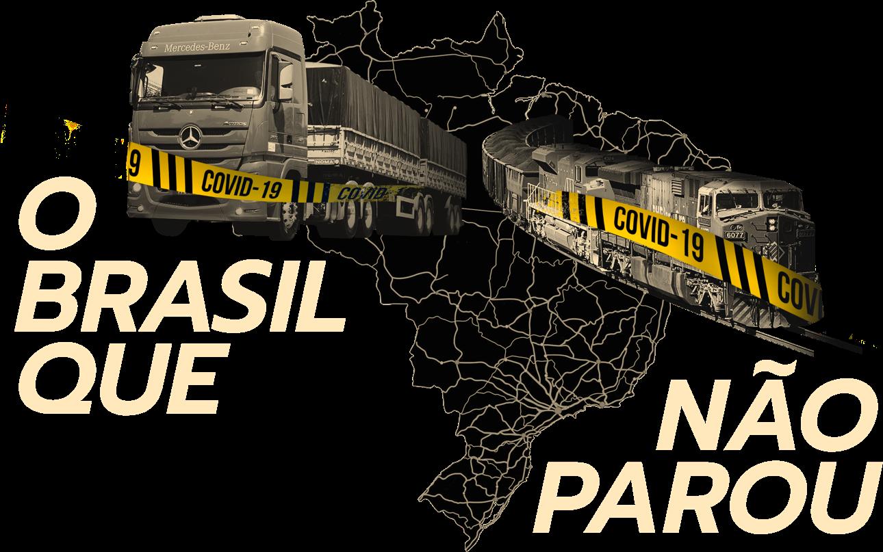 O Brasil que não parou