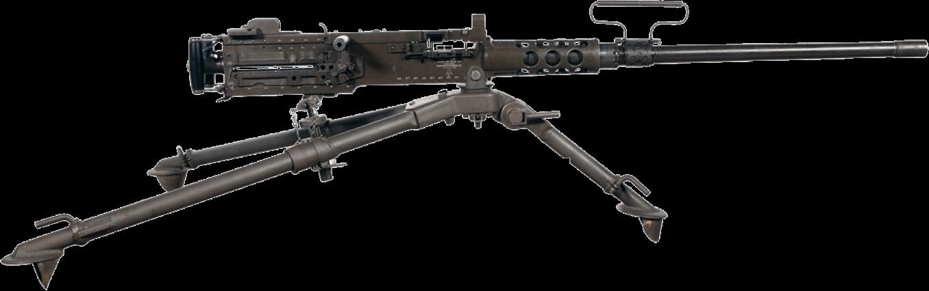 metralhadora .50