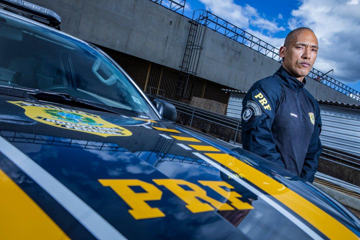 Segundo Fábio Cassimiro, inspetor da Polícia Rodoviária Federal (PRF), a corporação tenta desenvolver ações que minimizem os efeitos da escassa mão de obra
