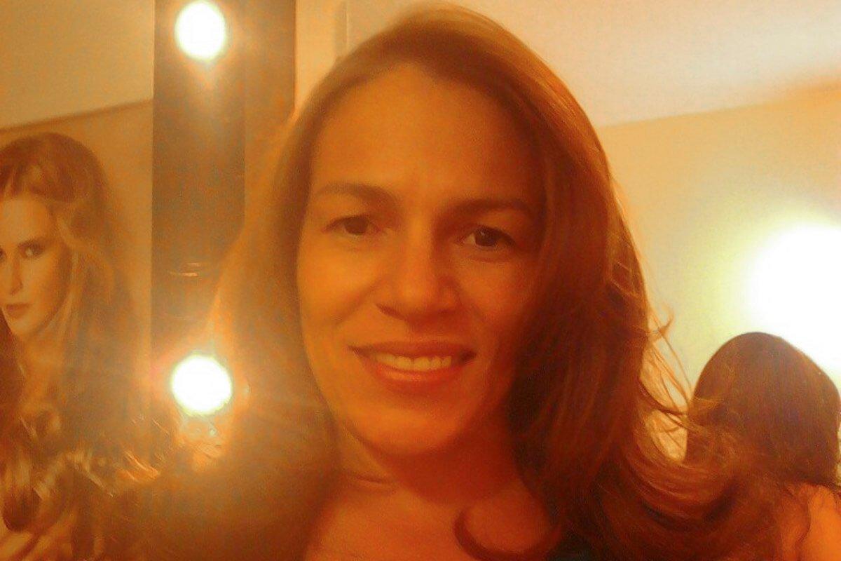 Cácia Regina tinha 47 anos quando foi atacada pelo ex-marido em abril deste ano. Ela morreu em 9 de maio de 2019