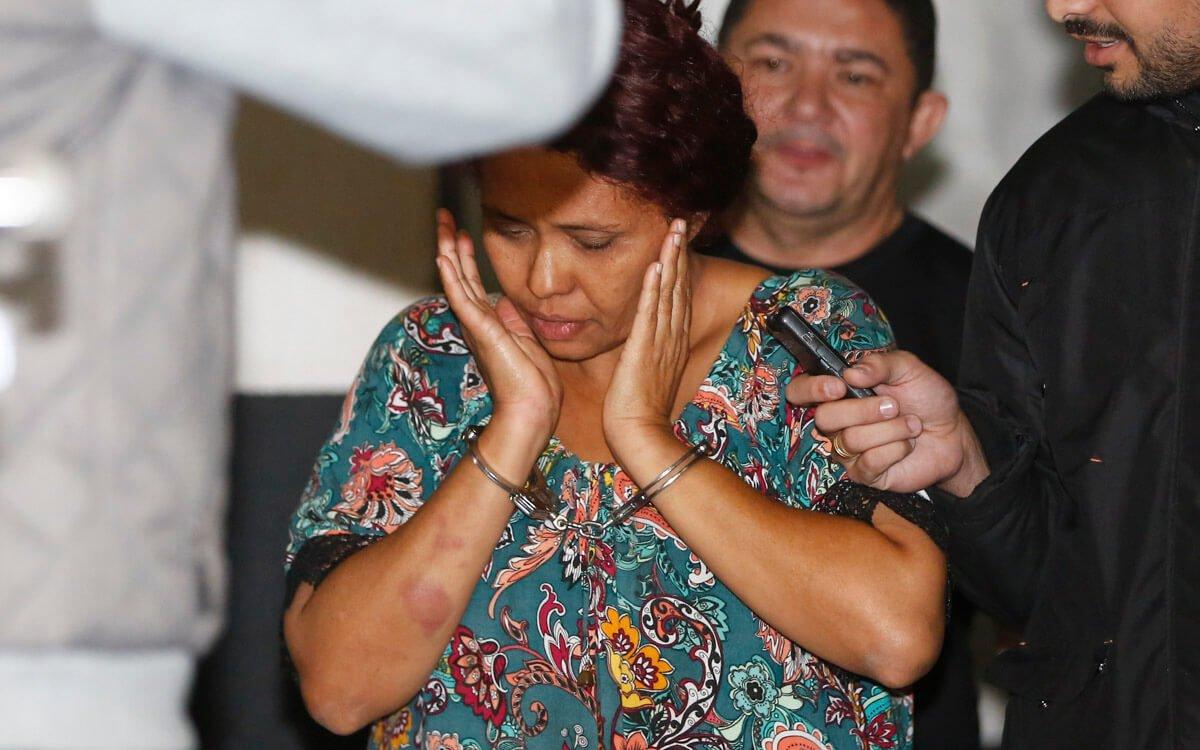 Nos depoimentos iniciais sobre o rapto de Valentina, Cevilha disse que pegou a menina porque queria satisfazer o então companheiro, que ainda não tinha filhos