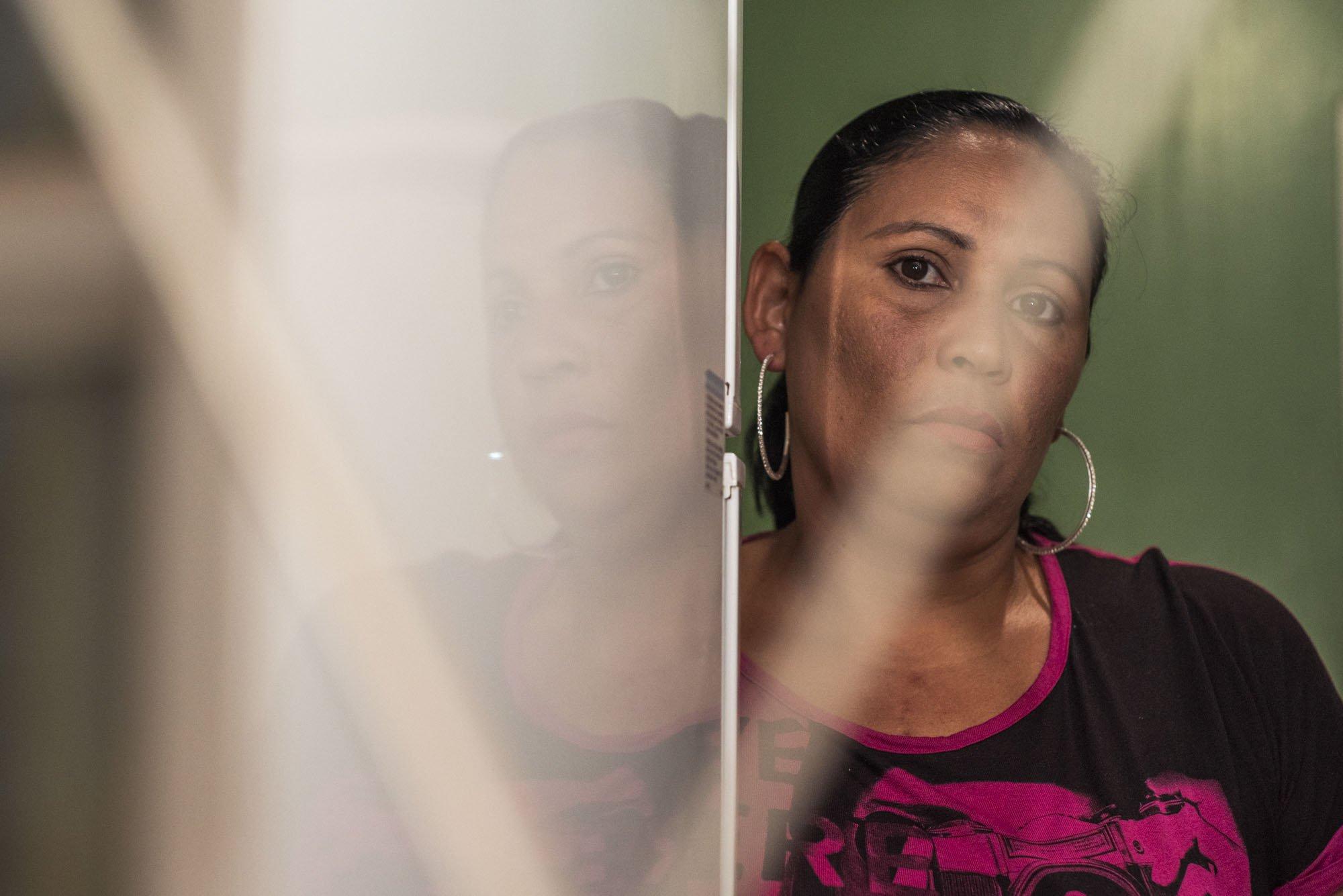 Após uma discussão, Tatiane dos Santos, irmã da vítima, percebeu que o ex-cunhado era capaz de qualquer loucura