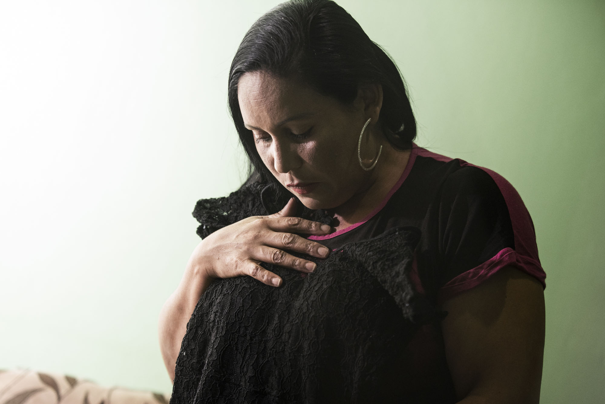Só Tatiane dos Santos era autorizada por Maciel a cortar o cabelo de Jacqueline