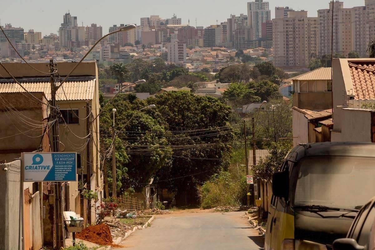 O crime aconteceu na QSC, em Taguatinga, um conhecido ponto de venda e consumo de drogas