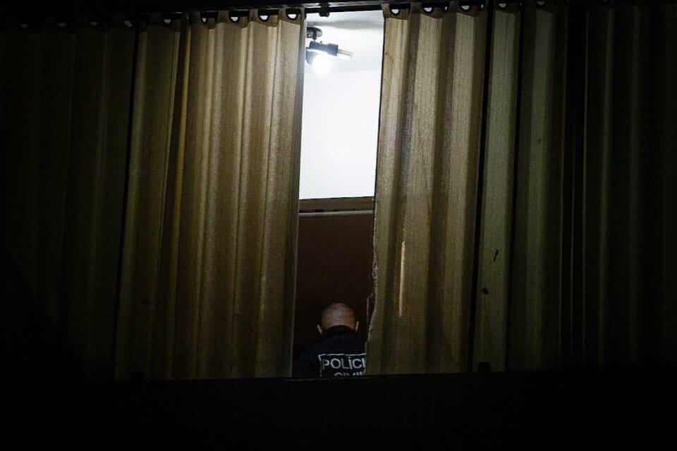 Alan premeditou o crime e chegou a ficar duas horas de tocaia esperando Luciana