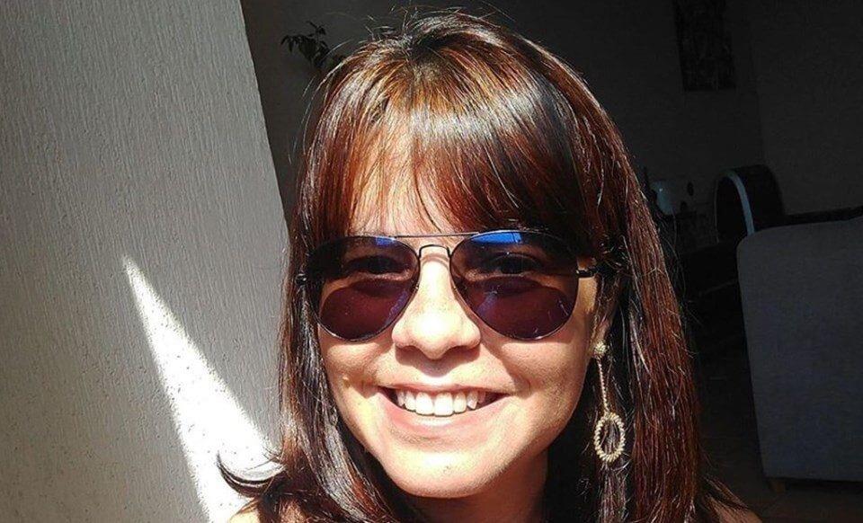 Luciana falava com muito amor e orgulho sobre a criação dada ao casal de filhos