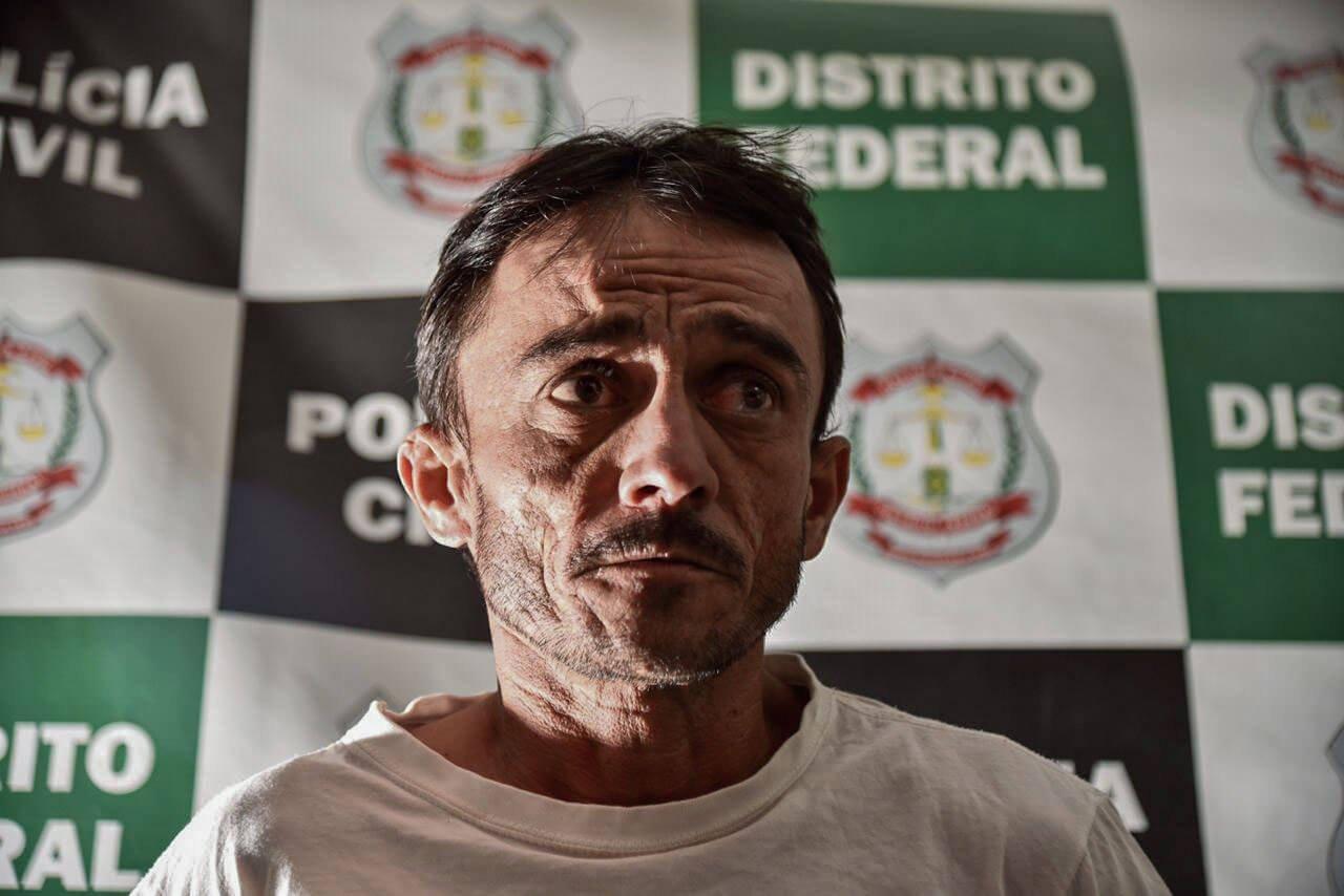 Pipoca era sobrinho de Maria Almeida e foi classificado pela polícia como feminicida
