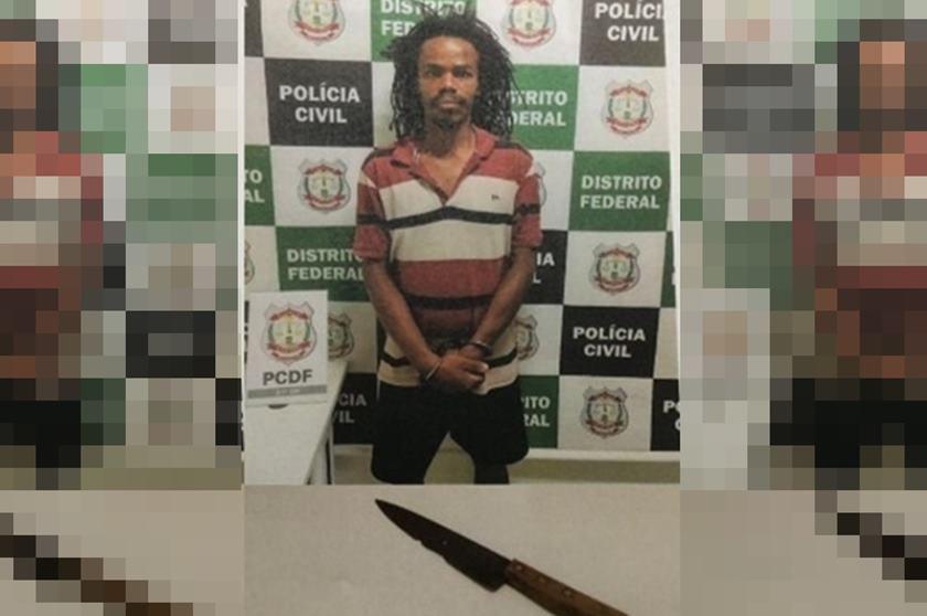 O assassino era popular na Praça Vila Dimas, onde atendia por vários apelidos – Virgil, Minas, Jamaica, David