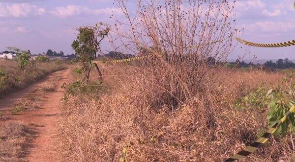 Segundo a polícia, Almir buscou Noélia no trabalho e depois jogou o corpo no Assentamento 26 de Setembro, em Vicente Pires