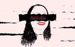 Animação sobre como a violência doméstica cruzou a vida de uma mulher e um vira-lata