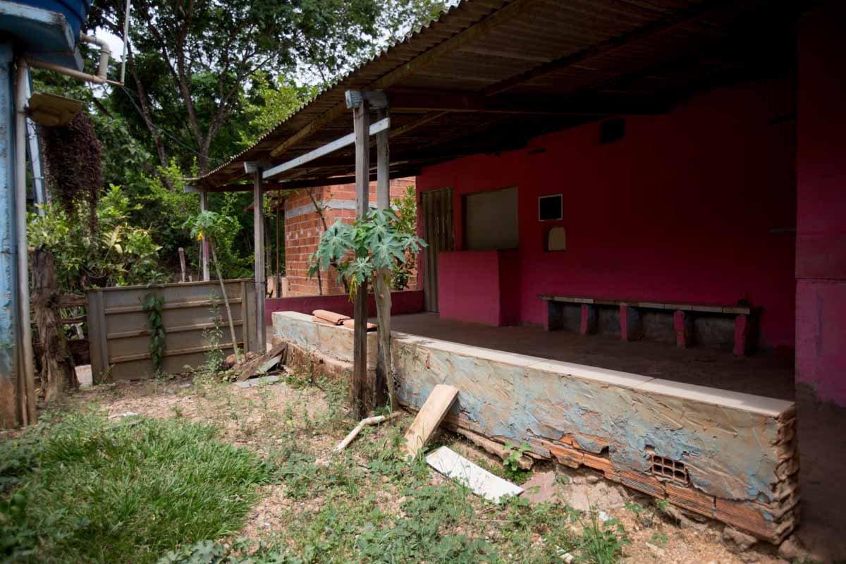 A vítima e o marido tinham um bar que funcionava no cômodo de frente da casa