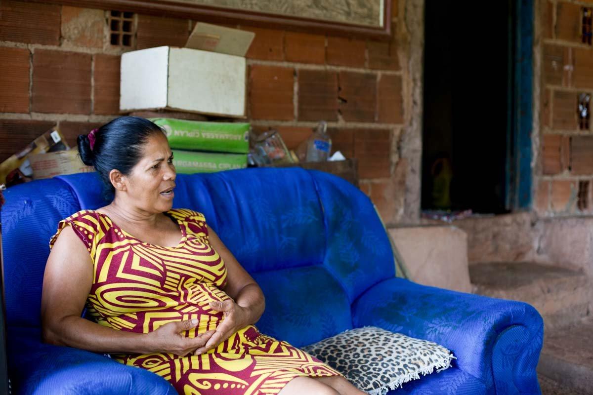 Domingas de Carmen é uma das amigas que sentem falta de Jane