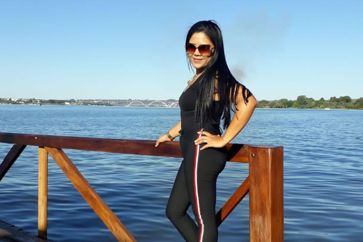 Quando se mudou para Brasília, a cabelereira investiu as economias em cursos profissionalizantes