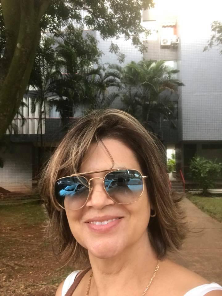 A brasiliense era uma dedicada mãe de três filhos e avó de cinco netos