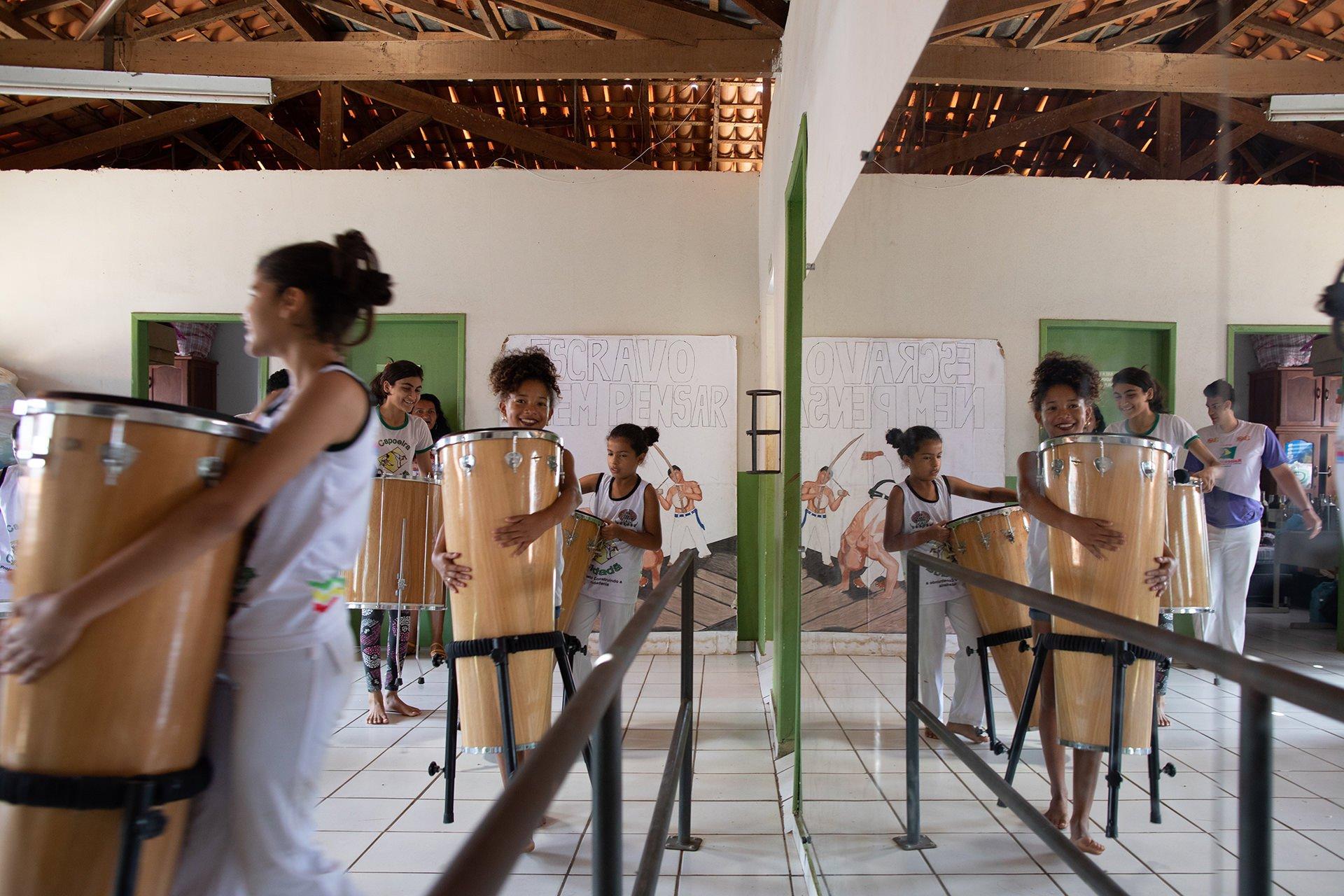 """""""Quando você não cobra a multa, nega um direito de reparação"""", diz Maria Aparecida Moreira, agente da ONG"""