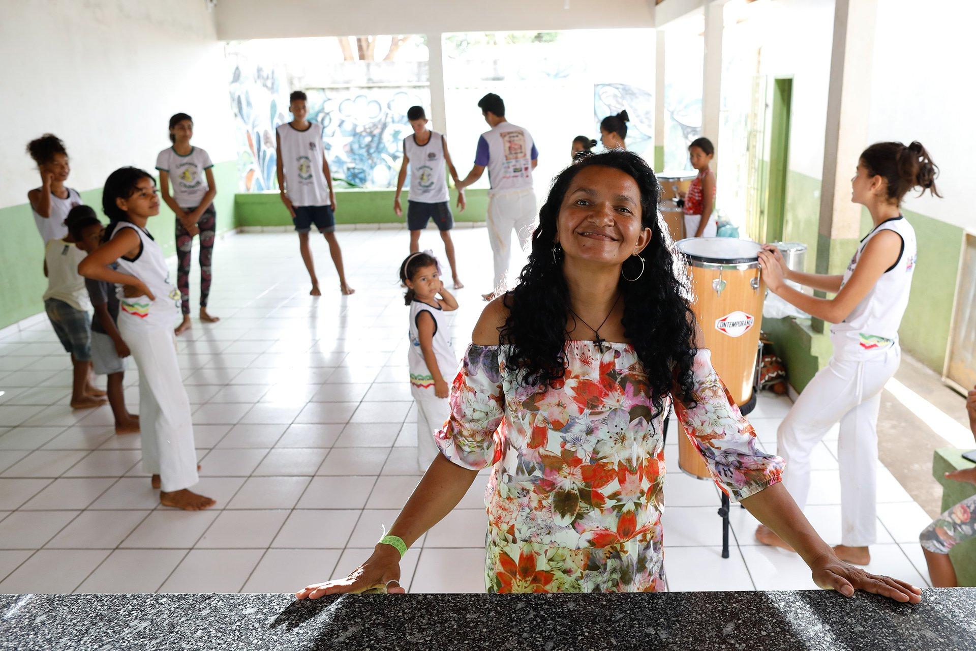 Um dos lugares beneficiados com verbas desse fundo é o Centro de Defesa da Vida e dos Direitos Humanos Carmen Bascarán