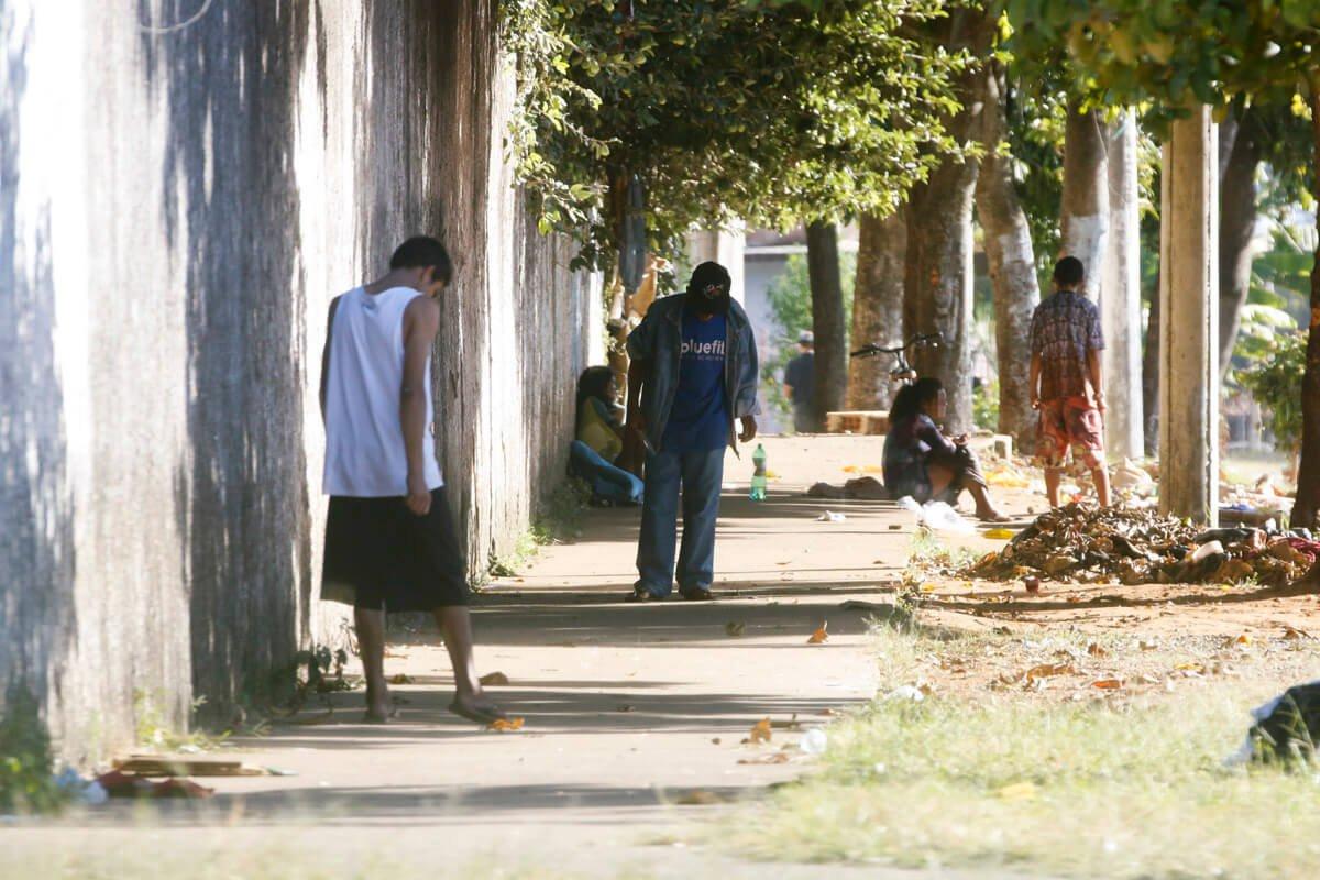 A mãe de Michelle Bolsonaro mora em uma região perigosa perto da Avenida Hélio Prates