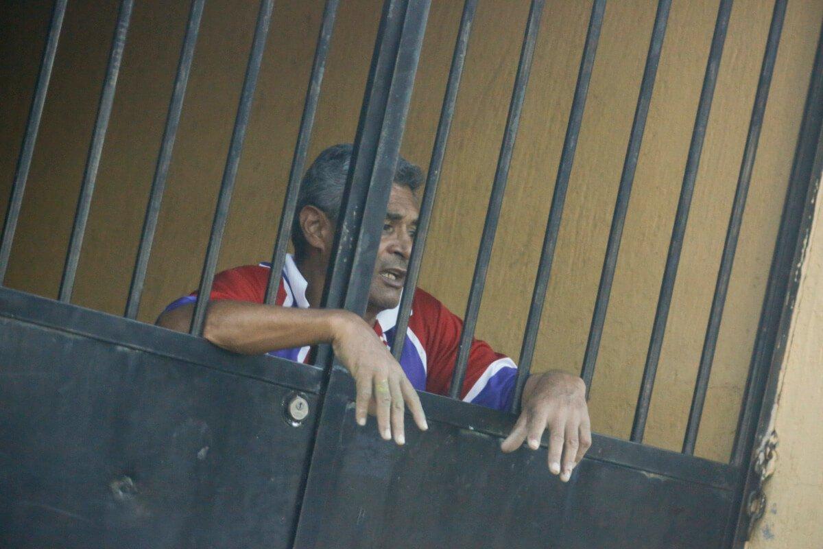 Antes da campanha, Michelle e Jair Bolsonaro almoçavam com frequência na casa do pai dela, em Ceilândia