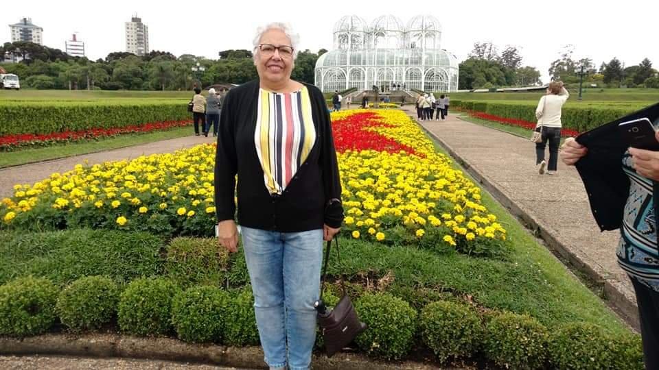 Áurea Cristina Guerino, 71