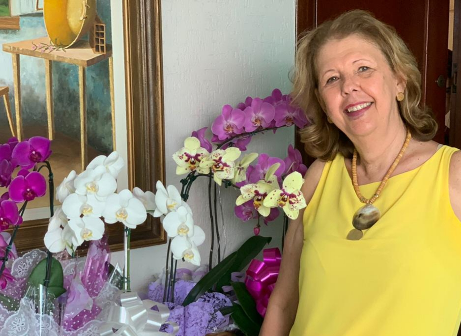 Lucéia Ferreira Muniz da Silva, 67