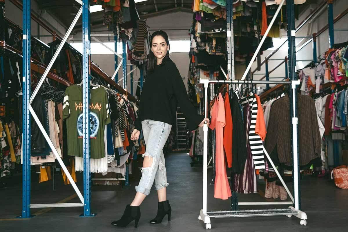 Luanna Toniolo Domakoski é fundadora da plataforma TROC, o maior brecho on-line do Brasil.