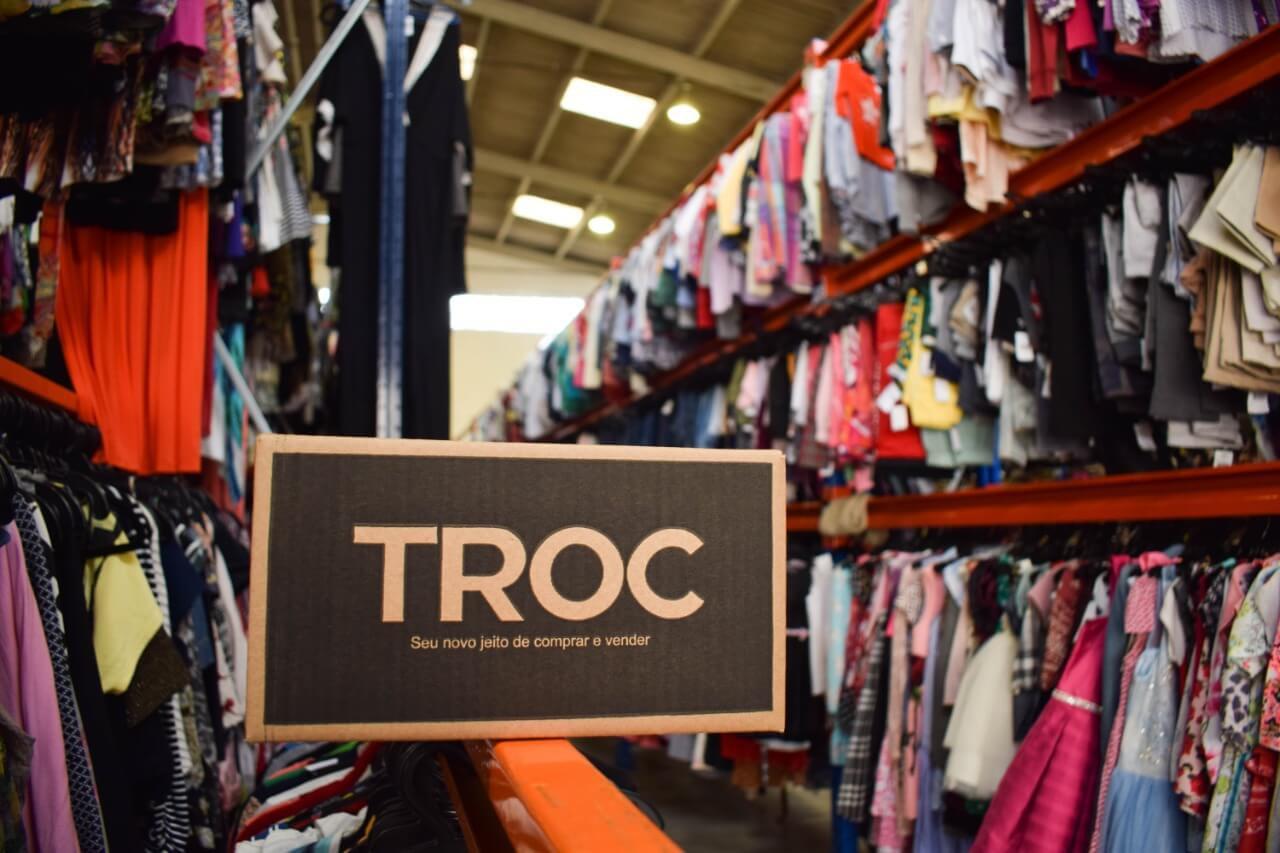 Com apenas três anos de atuação, a TROC faturou R$ 10 milhões.