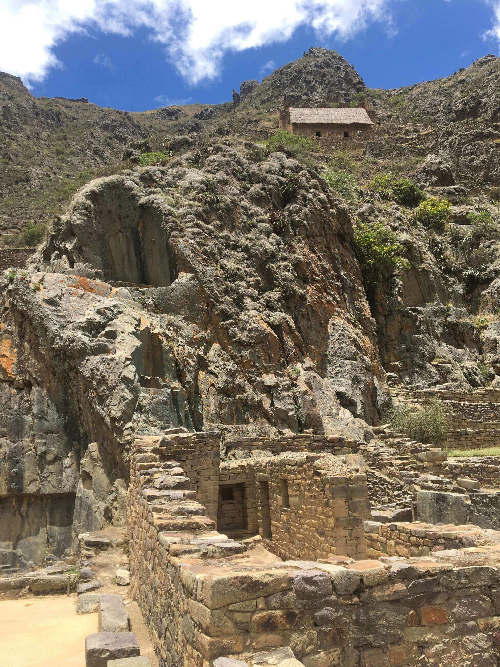 Depois de conhecer o parque, rumo a Machu Picchu