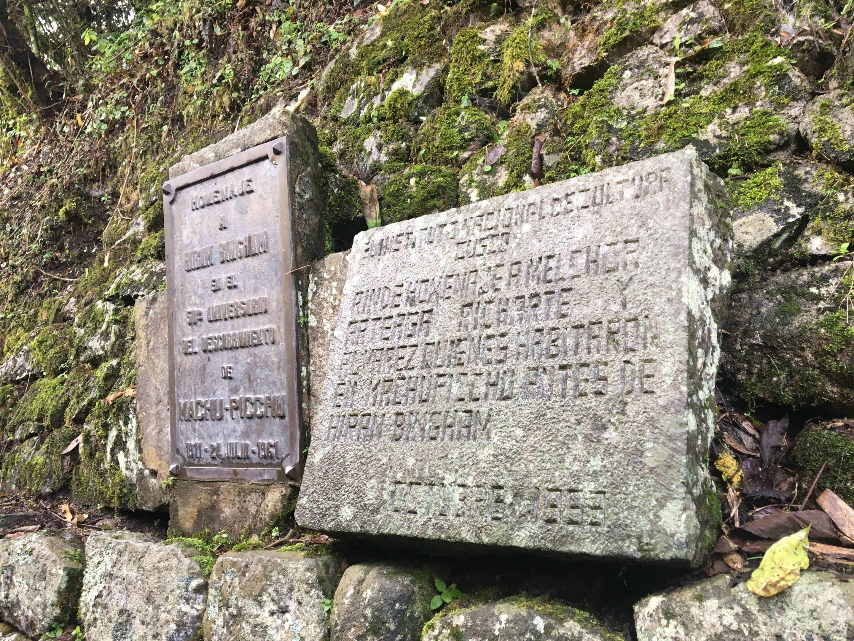 Hiran Bingham revelou a cidade perdida ao mundo e recebe homenagens