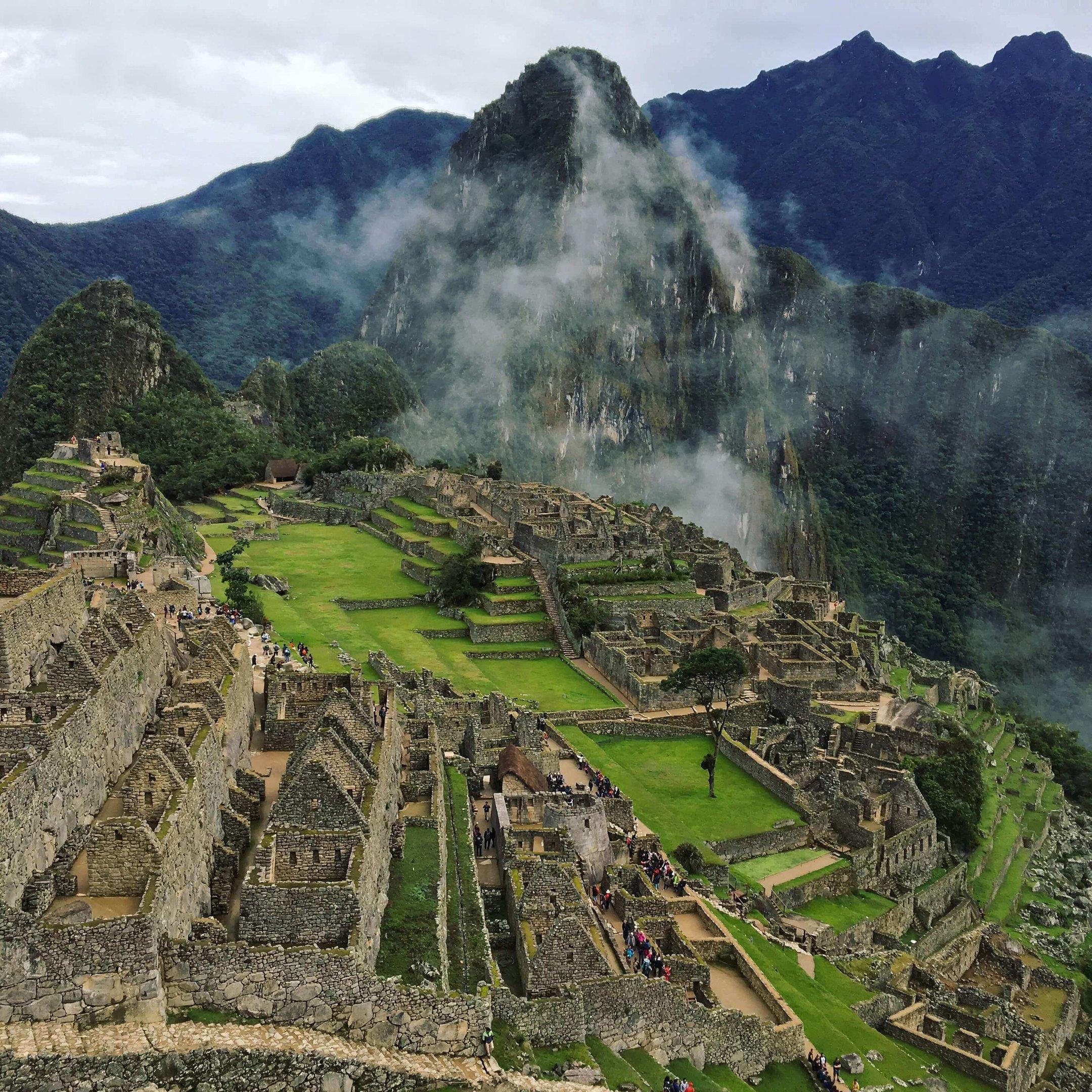 Tire um tempinho para apreciar a mais impressionante atração do Peru