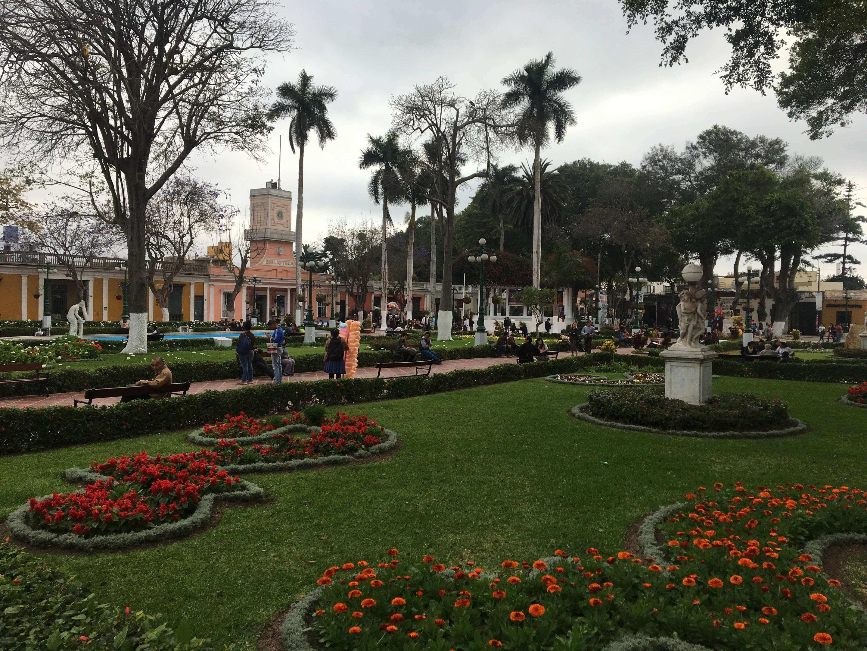 Barranco é um dos bairros de destaque na capital peruana