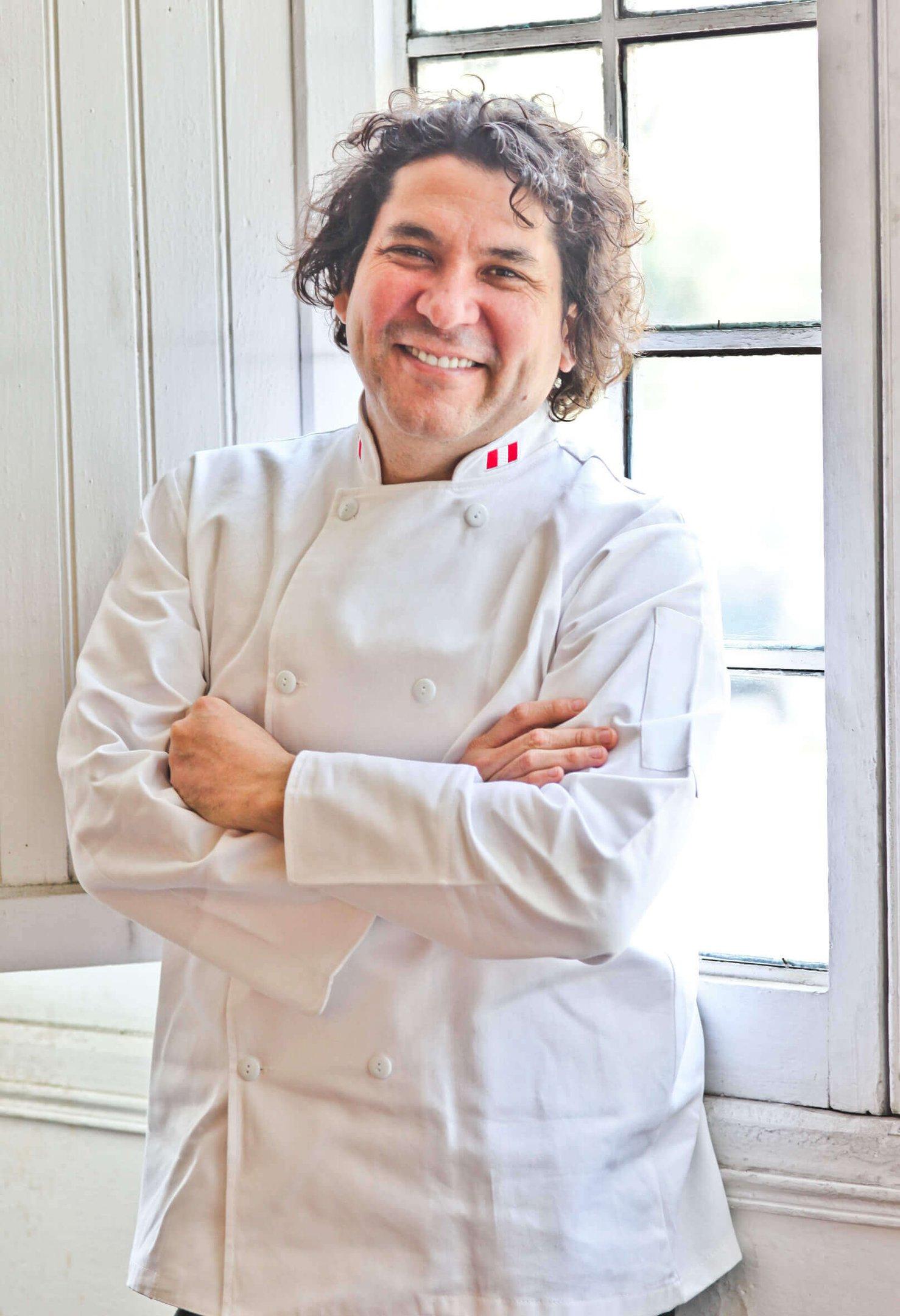 Gastón Acurio é o nome mais célebre da gastronomia no país