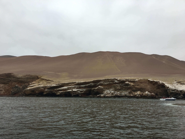 El Candelabro é mais um dos mistérios peruanos: desenho na areia lembra aqueles feitos em Nazca