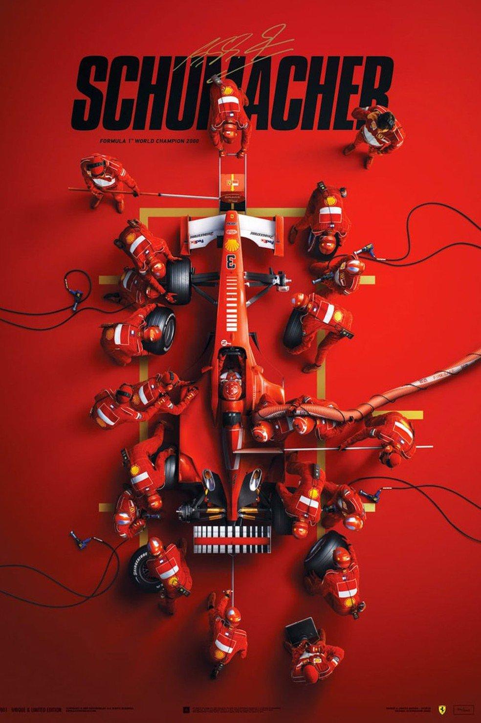 As revelações bombásticas da série Schumacher, na Netflix